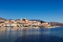 Galaxidi Greece royalty free stock image