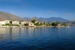 Galaxidi, Greece Royalty Free Stock Photography