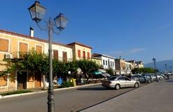 Galaxidi, Greece Royalty Free Stock Images