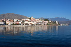 Galaxidi Town, Greece Royalty Free Stock Photo
