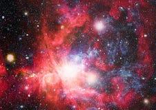 Galaxie - éléments de cette image meublés par la NASA Image stock