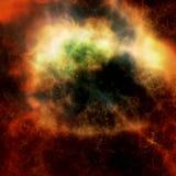 Galaxie éloignée illustration stock