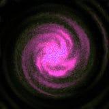 Galaxie étoilée illustration de vecteur