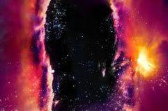 Galaxie stockbild