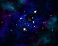 Galaxie Photographie stock libre de droits
