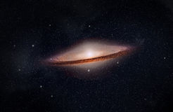 galaxie Image libre de droits