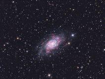 galaxie Lizenzfreie Stockfotografie