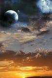 galaxie autre Photo stock