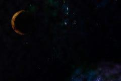Galaxie d'étoile et d'espace illustration libre de droits