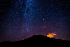 Galaxie de manière laiteuse Photographie stock