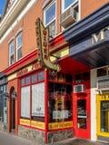 Galaxie Diner fotografia de stock royalty free