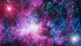 Galaxie - Elemente dieses Bildes geliefert von der NASA Stockbilder