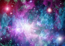 Galaxie - Elemente dieses Bildes geliefert von der NASA Stockfotografie