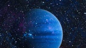 Galaxie - Elemente dieses Bildes geliefert von der NASA Lizenzfreies Stockbild
