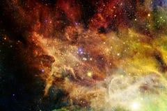 Galaxie incroyablement belle beaucoup d'ann?es lumi?re loin de la terre image stock