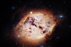 Galaxie quelque part dans l'espace lointain Beaut? d'univers images libres de droits