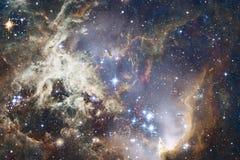 Galaxie quelque part dans l'espace lointain Beaut? d'univers photographie stock libre de droits