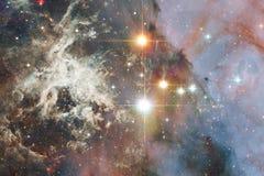 Galaxie quelque part dans l'espace lointain Beaut? d'univers photo libre de droits