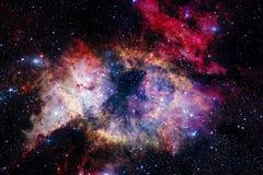 Galaxie quelque part dans l'espace lointain Beaut? d'univers illustration libre de droits