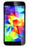 Galaxie S5 de Samsung Photo libre de droits