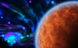 Galaxies Stock Image