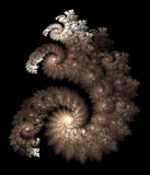 Galaxies spiralées Images libres de droits