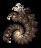 galaxspiral Royaltyfria Bilder
