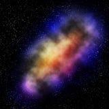 galaxstjärna Arkivbild