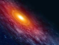 Galaxy royalty free stock photos