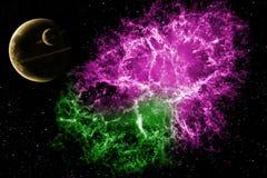 galaxy Fotografia Stock