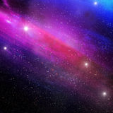 Galaxy Royalty Free Stock Images