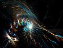 Galaxy. Deep in space - abstract galaxy background Royalty Free Stock Photo