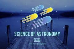 Galaxy Astronomy Exploration Nebular Concept Royalty Free Stock Photo