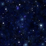 Galaxy background Stock Photo