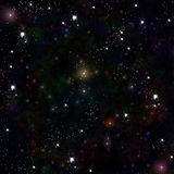 Galaxy background Royalty Free Stock Photography