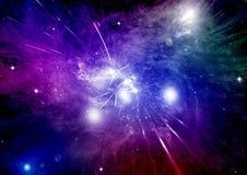 galaxy bezpłatna przestrzeń ilustracji