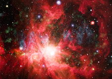 Galaxy - Elements of this Image Furnished by NASA Royalty Free Stock Photography
