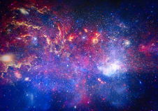 Galaxy - Elements of this Image Furnished by NASA Stock Images