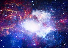 Galaxy - Elements of this Image Furnished by NASA Stock Image