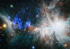 Galaxy - Elements of this Image Furnished by NASA Stock Photos