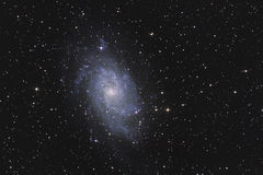 Galaxy M33 Royalty Free Stock Photos