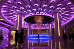 Galaxy macao main lobby Stock Images