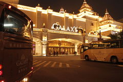 Galaxy at Macau Stock Image