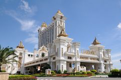 Galaxy Macau Resort Royalty Free Stock Photos