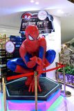 Galaxy Macau,  Spiderman event Stock Photography