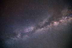 Galaxy milky way background Royalty Free Stock Photo
