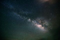 Galaxy milky way background Royalty Free Stock Photos