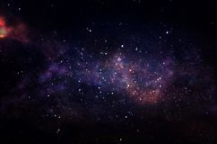 Galaxy and nebula . Starry outer space background texture. Galaxy and nebula . Starry outer space background texture royalty free stock photo