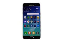 Galaxy Note 5 Stock Images