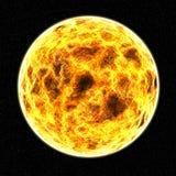 galaxy słońca wszechświat Fotografia Royalty Free